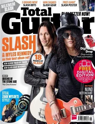 Total Guitar November 2014