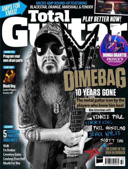 Total Guitar November 24, 2014 00:00