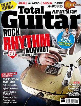 Total Guitar January 2015