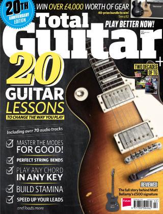 Total Guitar February 2015