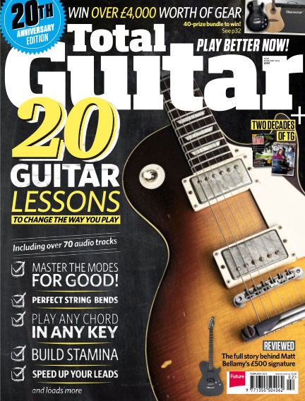 Total Guitar January 19, 2015 00:00