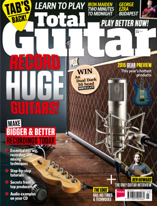 Total Guitar March 2015