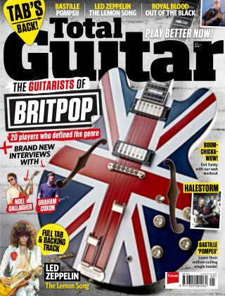Total Guitar May 2015