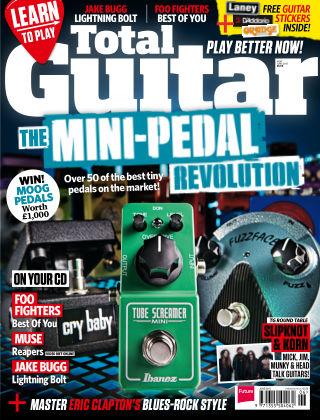 Total Guitar June 2015