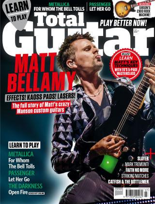Total Guitar July 2015