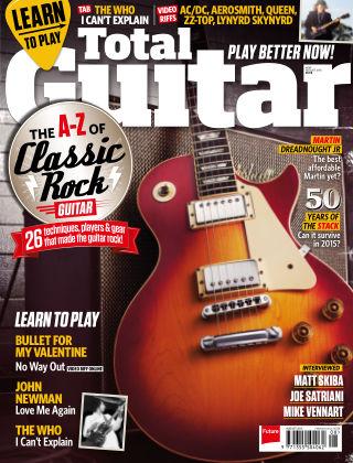 Total Guitar August 2015