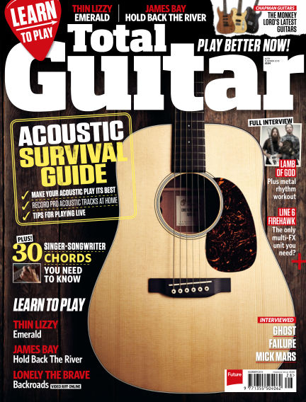 Total Guitar July 31, 2015 00:00