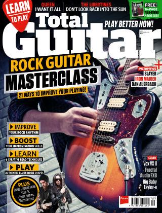Total Guitar September 2015