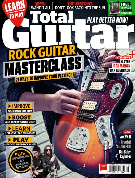 Total Guitar August 28, 2015 00:00