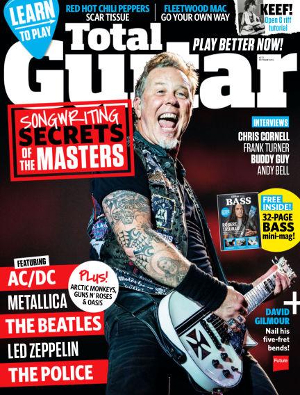 Total Guitar September 25, 2015 00:00