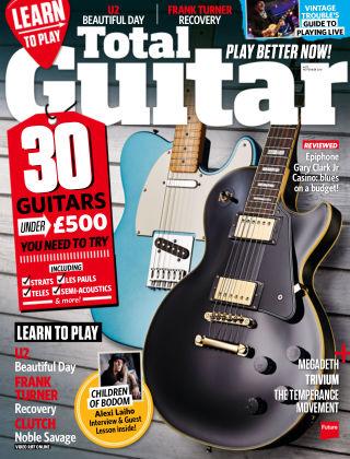 Total Guitar November 2015