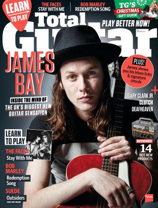Total Guitar December 2015