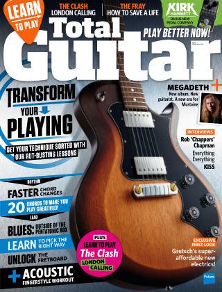 Total Guitar February 2016