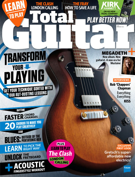 Total Guitar January 15, 2016 00:00