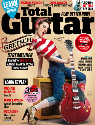 Total Guitar March 2016