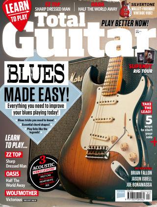 Total Guitar April 2016
