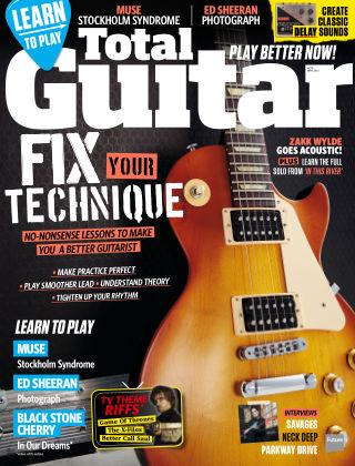 Total Guitar May 2016