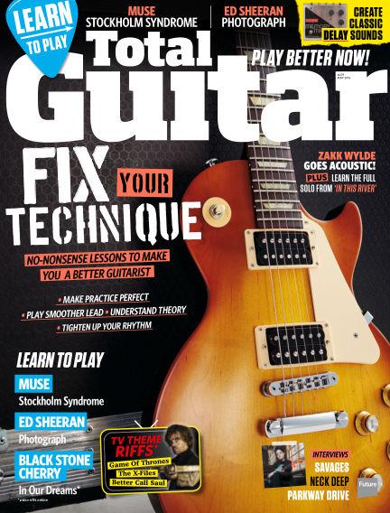 Total Guitar April 08, 2016 00:00
