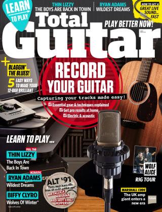 Total Guitar June 2016
