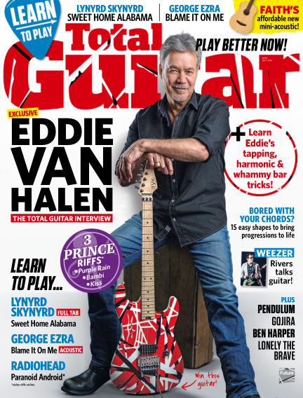 Total Guitar June 03, 2016 00:00
