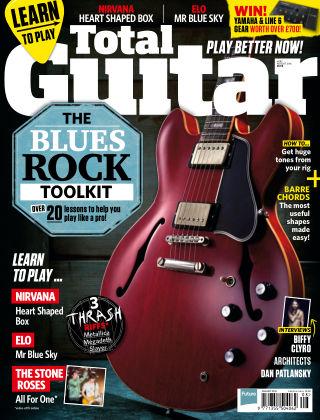 Total Guitar August 2016