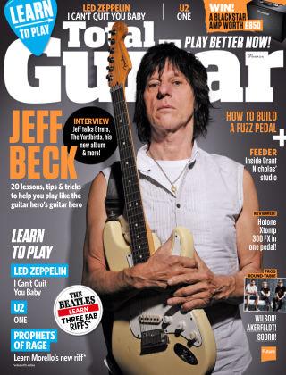 Total Guitar September 2016
