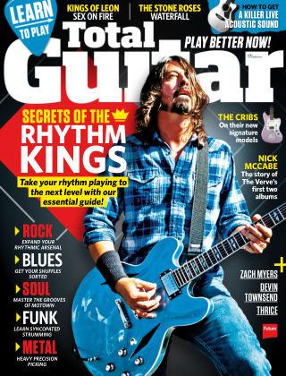 Total Guitar October 2016