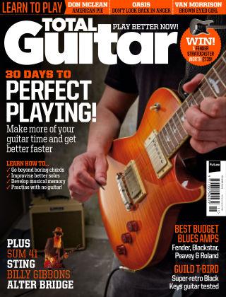 Total Guitar November 2016