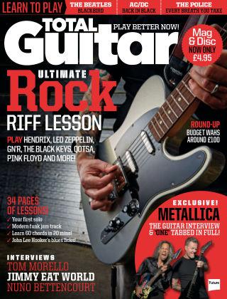 Total Guitar December 2016