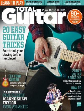 Total Guitar January 2017