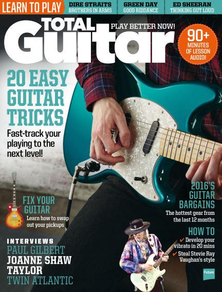 Total Guitar December 16, 2016 00:00