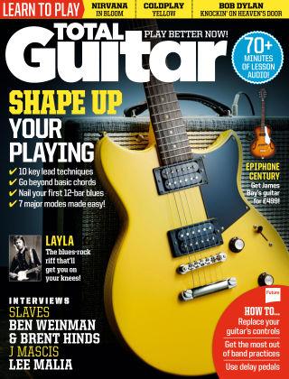 Total Guitar February 2017