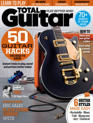 Total Guitar March 2017