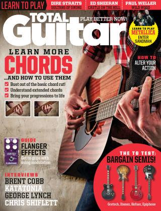 Total Guitar May 2017