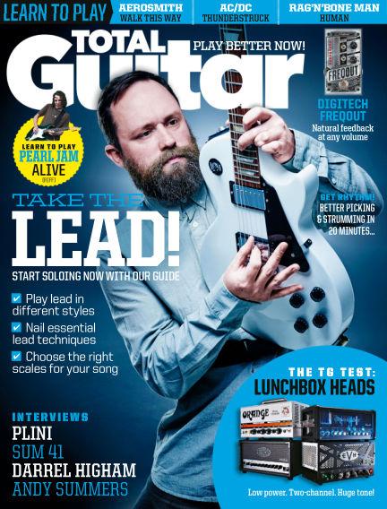 Total Guitar May 12, 2017 00:00