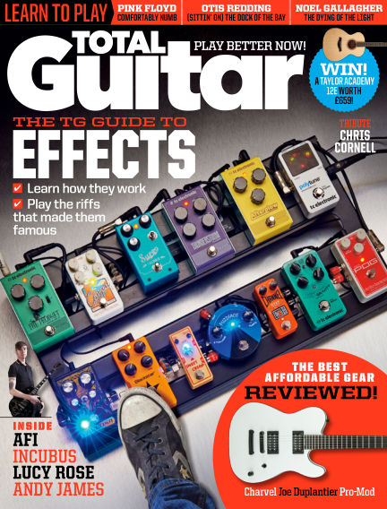 Total Guitar June 09, 2017 00:00