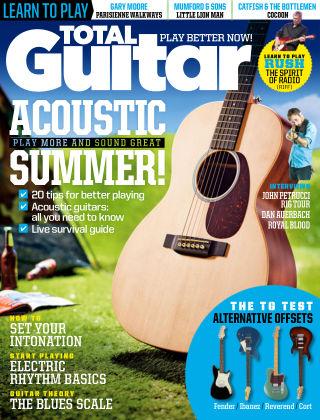 Total Guitar Aug 2017