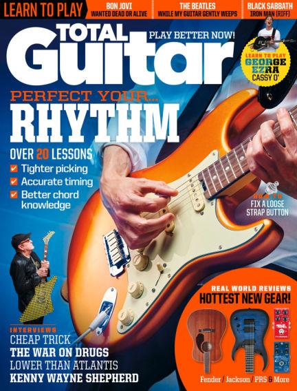 Total Guitar August 04, 2017 00:00