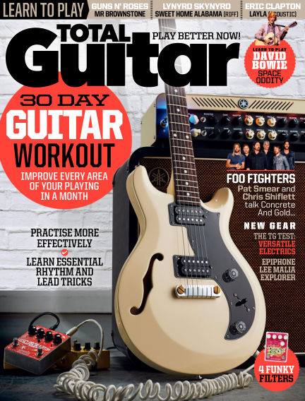Total Guitar September 29, 2017 00:00