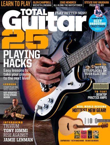 Total Guitar October 27, 2017 00:00