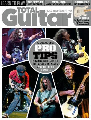 Total Guitar Dec 2017