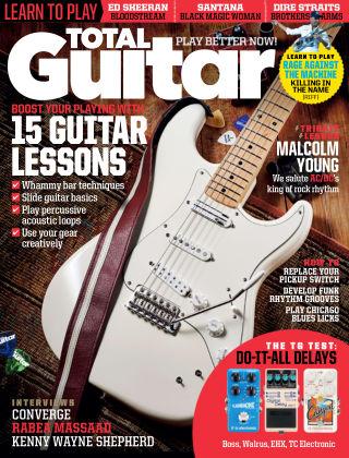 Total Guitar Jan 2018