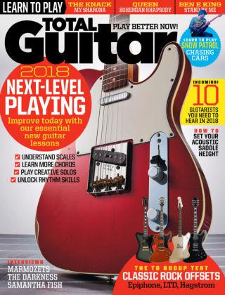Total Guitar Feb 2018