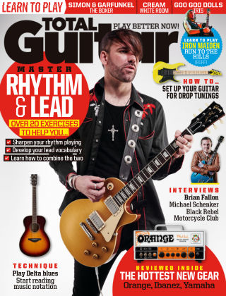Total Guitar Apr 2018