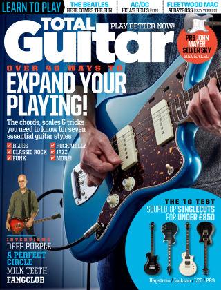 Total Guitar May 2018