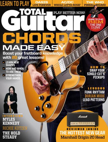 Total Guitar May 11, 2018 00:00