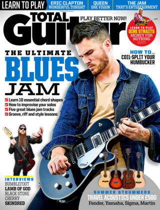 Total Guitar Jul 2018
