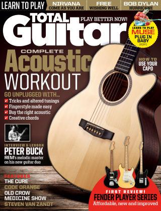 Total Guitar Aug 2018