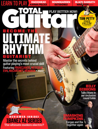 Total Guitar Oct 2018