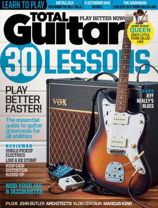 Total Guitar Jan 2019